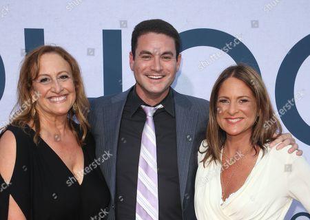 Cindy Chupack, Jason Michael Berma and Cathy Schulman