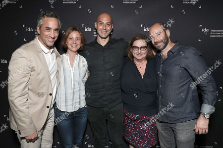 Editorial picture of IDA presents 'No One Saw a Thing' TV series, Los Angeles, USA - 31 Jul 2019