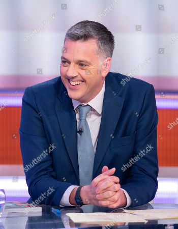 Stock Picture of Iain Lee