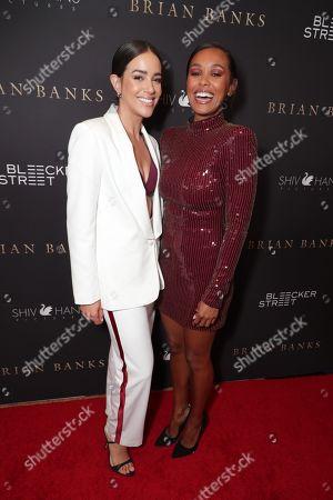 Tiffany Dupont and Melanie Liburd
