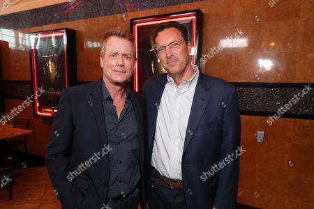 Greg Kinnear and Andrew Karpen - CEO, Bleecker Street