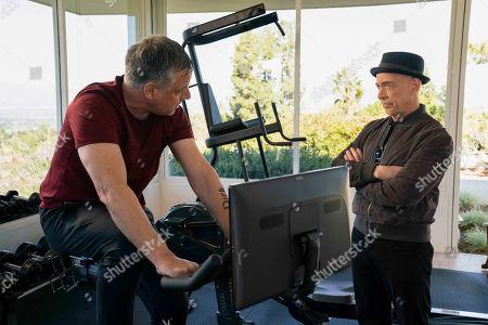 David Starzyk as Richard Casablancas and JK Simmons as Clyde Prickett