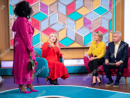 Editorial photo of 'This Morning' TV show, London, UK - 01 Aug 2019