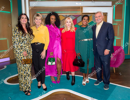 Editorial image of 'This Morning' TV show, London, UK - 01 Aug 2019