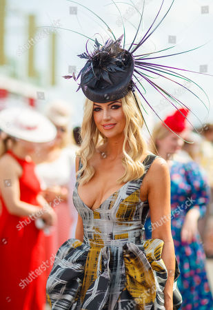 Stock Photo of Rosanna Davison
