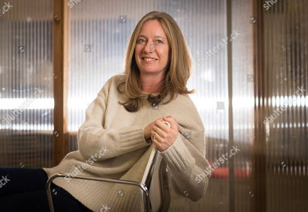 The founder of Mumsnet Justine Roberts.