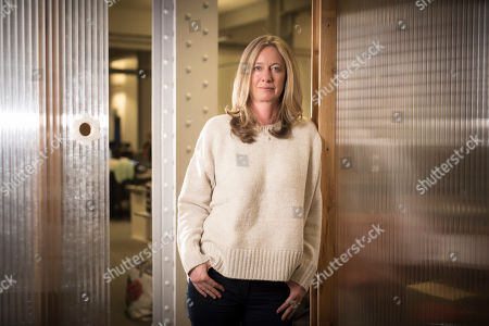 Editorial photo of Justine Roberts photoshoot, London, UK - 05 Nov 2015