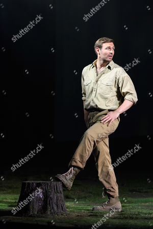 Stock Picture of James McArdle who plays Peter Gynt