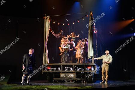 Editorial image of 'Peter Gynt' play, Edinburgh International Festival, Scotland, UK - 01 Aug 2019