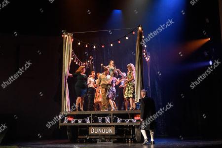 Editorial picture of 'Peter Gynt' play, Edinburgh International Festival, Scotland, UK - 01 Aug 2019