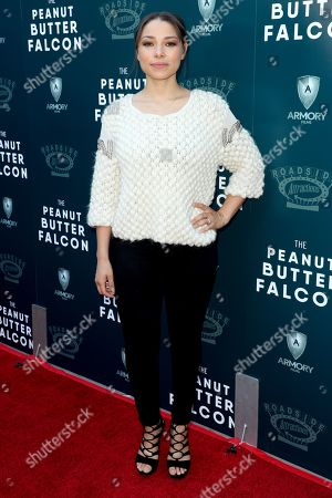 Editorial picture of 'The Peanut Butter Falcon' Film Screening, Arrivals, ArcLight Cinemas, Los Angeles, USA - 01 Aug 2019