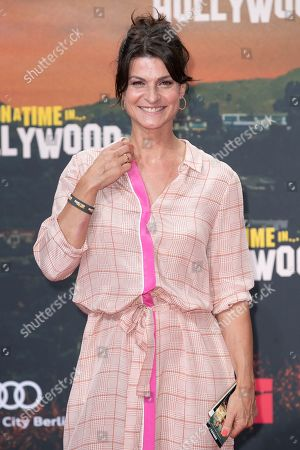 Editorial photo of Once Upon A Time In Hollywood film premiere in Berlin, Germany - 01 Aug 2019