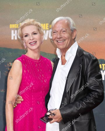Editorial image of Once Upon A Time In Hollywood film premiere in Berlin, Germany - 01 Aug 2019