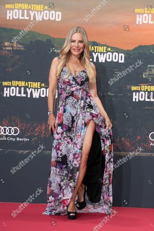 Editorial picture of Once Upon A Time In Hollywood film premiere in Berlin, Germany - 01 Aug 2019