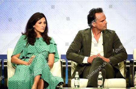 Walton Goggins, and Michaela Watkins