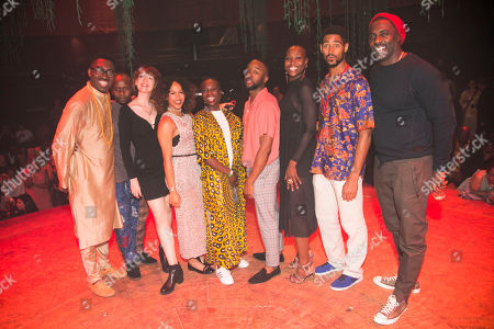Editorial picture of 'Tree' play, Press Night, London, UK - 01 Aug 2019