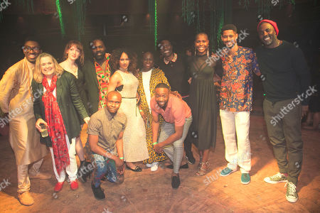 Editorial image of 'Tree' play, Press Night, London, UK - 01 Aug 2019