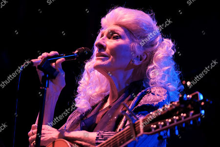 Stock Photo of Judy Collins