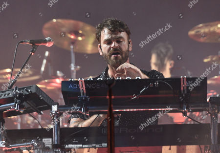 Stock Picture of The Chainsmokers - Alex Pall