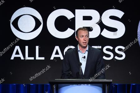 Editorial picture of CBS All Access Executive panel, TCA Summer Pres Tour, Los Angeles, USA - 01 Aug 2019