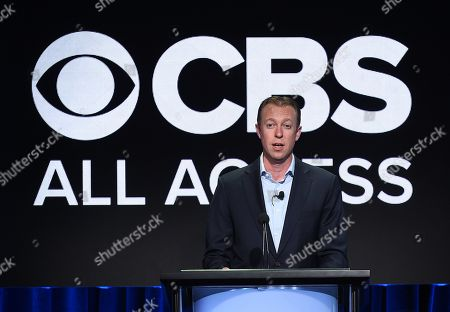 Editorial image of CBS All Access Executive panel, TCA Summer Pres Tour, Los Angeles, USA - 01 Aug 2019