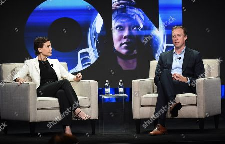 Editorial photo of CBS All Access Executive panel, TCA Summer Pres Tour, Los Angeles, USA - 01 Aug 2019