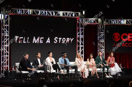Paul Wesley, Eka Darville, Matt Lauria, Natalie Alyn Lind, Ashley Madekwe, Carrie-Anne Moss, Danielle Campbell, Kevin Williamson