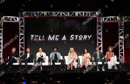Editorial picture of CBS Access All Areas, 'Tell Me A Story' TV show panel, TCA Summer Press Tour, Los Angeles, USA - 01 Aug 2019