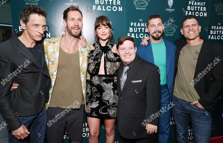 Editorial image of 'The Peanut Butter Falcon' Film Screening, Arrivals, ArcLight Cinemas, Los Angeles, USA - 01 Aug 2019