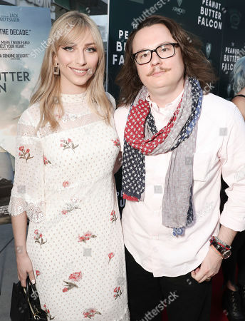 Stock Picture of Cody Kennedy and Clark Duke