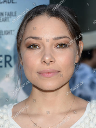 Stock Image of Jessica Parker Kennedy