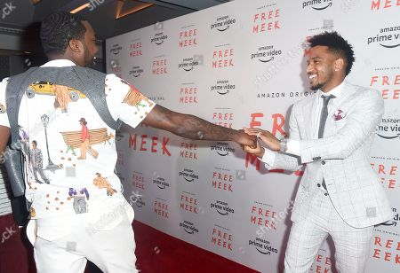 Meek Mill and Trey Songz