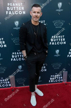 """Stock Picture of Bradley Bredeweg attends the LA Special Screening of """"The Peanut Butter Falcon"""" at The ArcLight Hollywood, in Los Angeles"""