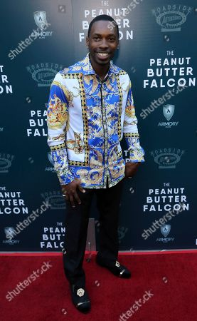 """Editorial image of LA Special Screening of """"The Peanut Butter Falcon"""", Los Angeles, USA - 01 Aug 2019"""