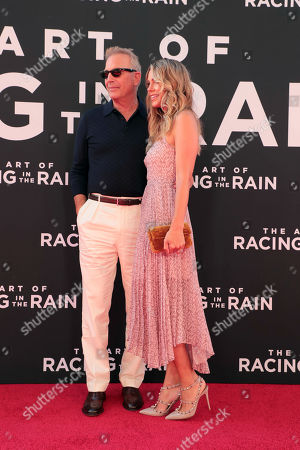 Editorial image of Twentieth Century Fox 'The Art of Racing in the Rain' film Premiere at El Capitan Theatre, Los Angeles, USA - 01 Aug 2019