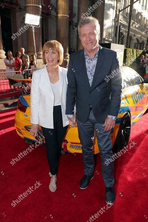 Kathy Baker, Martin Donovan