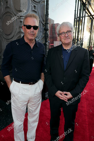 Kevin Costner, Simon Curtis, Director,