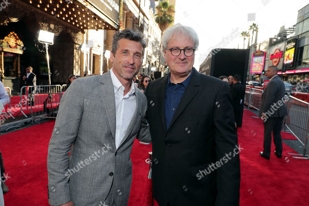 Patrick Dempsey, Producer, Simon Curtis, Director,