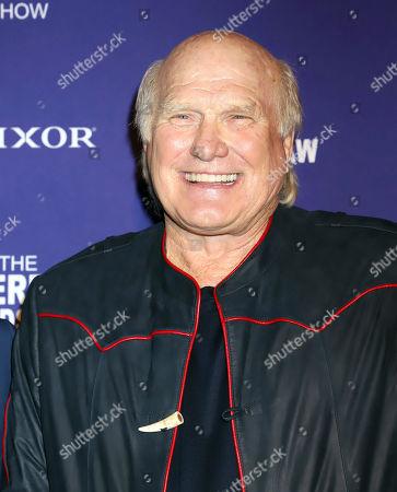 Editorial image of 'The Terry Bradshow Show' opening night, Las Vegas, USA - 01 Aug 2019