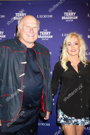 Editorial photo of 'The Terry Bradshow Show' opening night, Las Vegas, USA - 01 Aug 2019