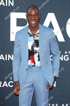 McKinley Belcher III arrives for the premiere of The Art of Racing in the Rain at the El Capitan Theatre in Hollywood, Los Angeles, California, USA, 01 August 2019. The movie opens in US cinemas on 09 August 2019.