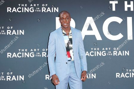 Editorial image of Premiere of The Art of Racing in the Rain, Los Angeles, USA - 01 Aug 2019