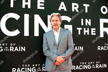 Gary Cole arrives for the premiere of The Art of Racing in the Rain at the El Capitan Theatre in Hollywood, Los Angeles, California, USA 01 August 2019. The movie opens in the US 09 August 2019.
