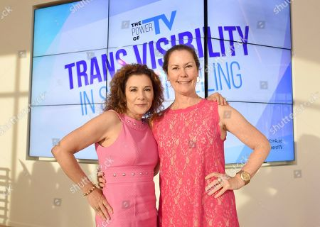 Madeline Di Nonno, Susan Spencer. Madeline Di Nonno, left, and Susan Spencer take part in The Power of TV: Trans Visibility in Storytelling, a Television Academy Foundation public event focused on representation of trans individuals in television and the pathways to increased visibility, at the Television Academy's Saban Media Center on in North Hollywood, Calif