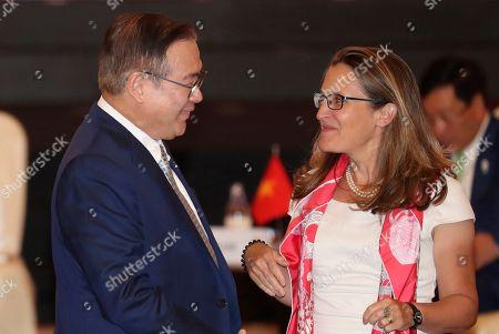 Editorial picture of ASEAN, Bangkok, Thailand - 02 Aug 2019
