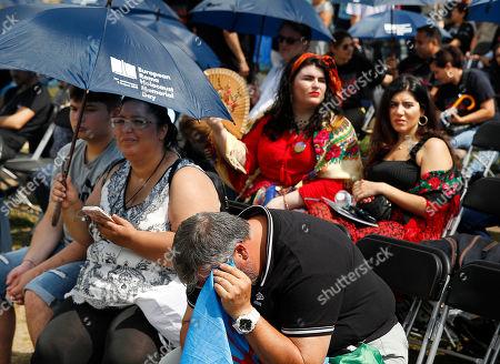 Editorial image of Roma Genocide, Oswiecim, Poland - 02 Aug 2019