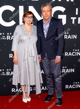 Editorial picture of 'The Art of Racing in the Rain' Film Premiere, Arrivals, El Capitan Theatre, Los Angeles, USA - 01 Aug 2019