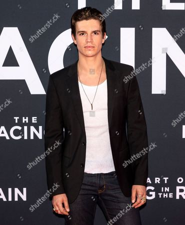 Editorial image of 'The Art of Racing in the Rain' Film Premiere, Arrivals, El Capitan Theatre, Los Angeles, USA - 01 Aug 2019