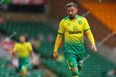 Josip Drmic of Norwich City - Norwich City v Toulouse, Pre-Season Friendly, Carrow Road, Norwich, UK - 3rd August 2019