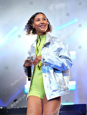 Stock Image of Icona Pop - Aino Jawo